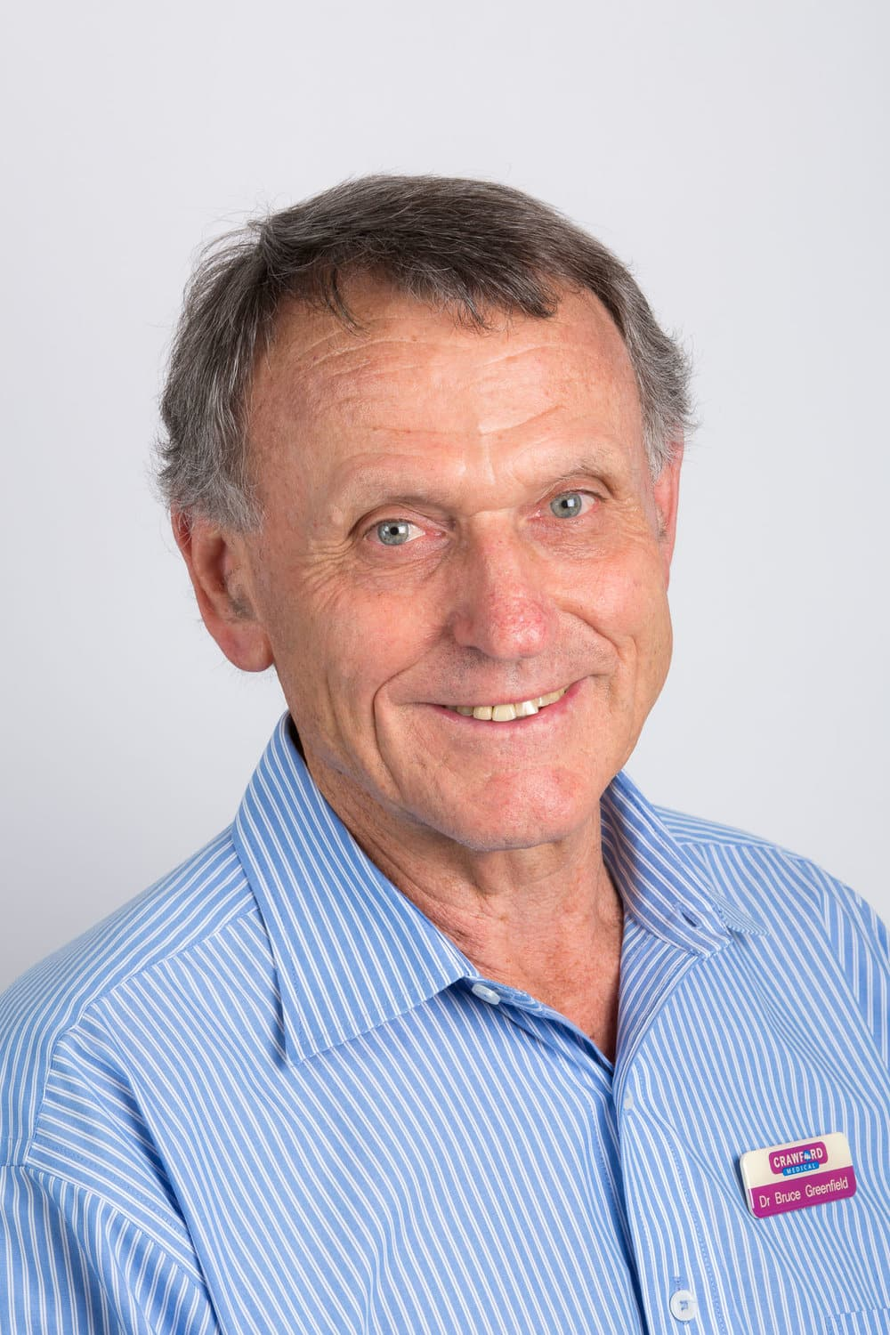 Dr Bruce Greenfield, Auckland GP