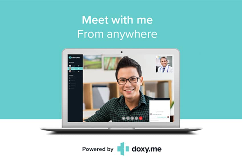 Doxy Me Video Consultation
