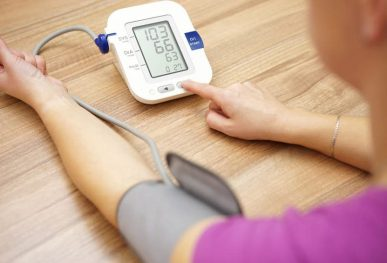 Hypertension and blood pressure self management